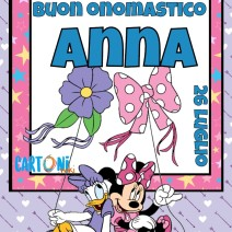 Buon onomastico Anna - Buon onomastico