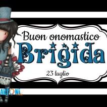 Buon onomastico Brigida - Buon onomastico