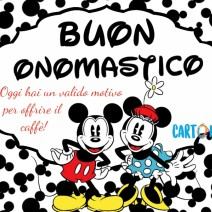 Buon onomastico Disney - Buon onomastico