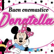 Buon onomastico Donatella - Buon onomastico