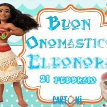 Buon onomastico Eleonora 21 febbraio - Buon onomastico