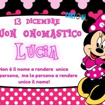 Auguri Lucia e Buon onomastico - Buon onomastico