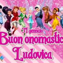 Buon onomastico Ludovica 31 gennaio - Buon onomastico