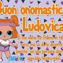 Buon onomastico Ludovica - Buon onomastico