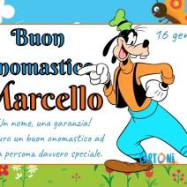 Buon onomastico Marcello 16 gennaio - Buon onomastico
