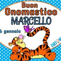 Buon onomastico Marcello - Buon onomastico