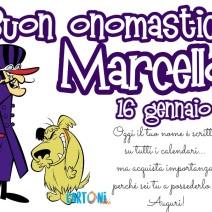 Buon onomastico Marcello auguri - Buon onomastico