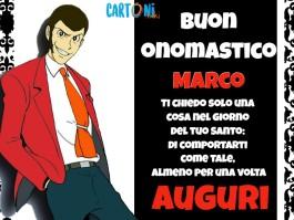 Marco Buon onomastico