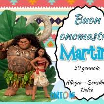 Onomastico Martina 30 gennaio - Buon onomastico
