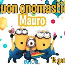 Buon onomastico Mauro - Buon onomastico