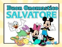 Auguri buon onomastico Salvatore - Buon onomastico