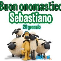 Buon onomastico Sebastiano auguri - Buon onomastico