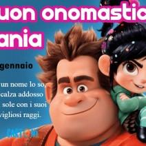 Buon onomastico Tania - Buon onomastico