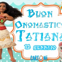 Auguri Tatiana buon onomastico - Buon onomastico