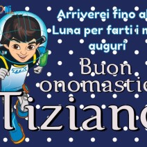 Buon onomastico Tiziano - Buon onomastico