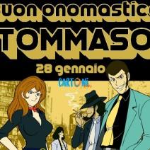 Buon onomastico Tommaso - Buon onomastico