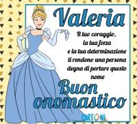 Buon onomastico Valeria - Buon onomastico