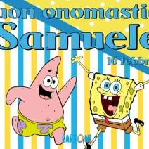 Buon onomastico Samuele - Buon onomastico