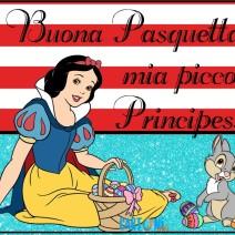 Buona Pasquetta mia piccola Principessa - Buongiorno