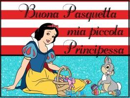 Buona Pasquetta mia piccola Principessa