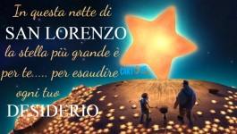 Buona notte di San Lorenzo
