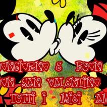 Amici Buongiorno e buon San Valentino - San Valentino