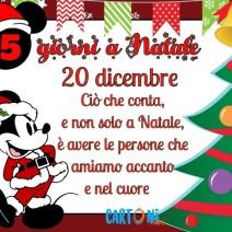 Buongiorno e buon 20 dicembre - Natale