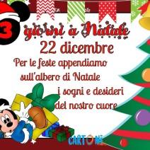 Buongiorno e buon 22 dicembre - Natale