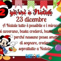 Buongiorno e buon 23 dicembre - Natale