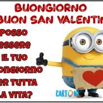 Buongiorno Amore 14 febbraio - San Valentino