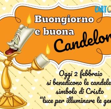 Buongiorno e buona Candelora - Cartoni animati