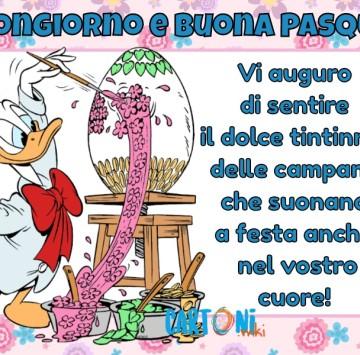 Buongiorno Buona Pasqua - Cartoni animati