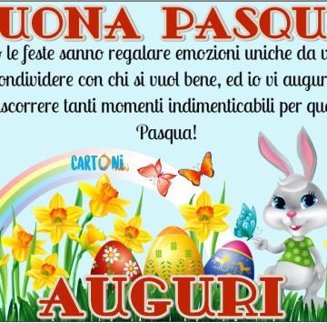 Auguri Buona Pasqua - Cartoni animati