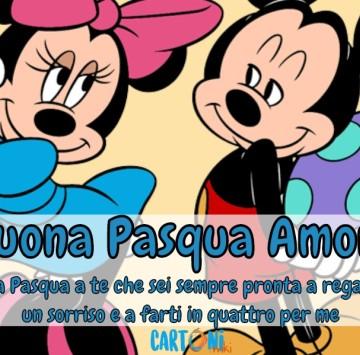 Buona Pasqua Amore - Cartoni animati