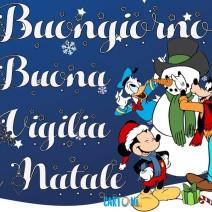 Buongiorno e Buona Vigilia - Natale