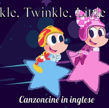 Twinkle, Twinkle, Little Star - Cartoni animati