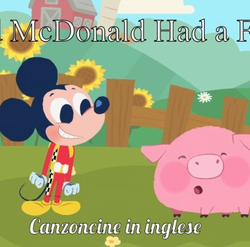 Old MacDonald Had a Farm - Cartoni animati