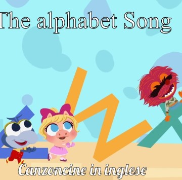 The Alphabet Song - Cartoni animati