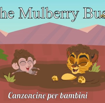 The Mulberry Bush - Cartoni animati