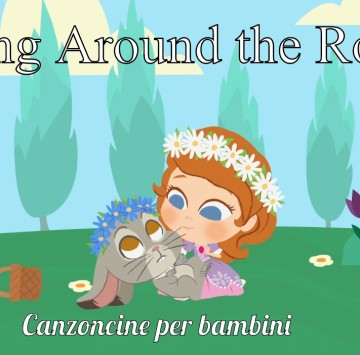 Ring Around the Rosie - Cartoni animati