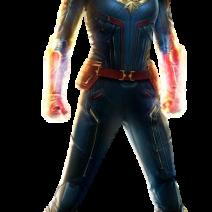 Captain Marvel Carol Danvers - Immagini png