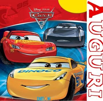 Auguri con Cars 3 - Cartoni animati
