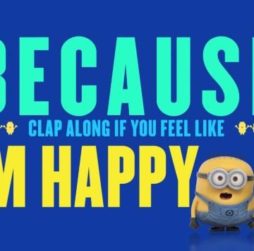 Williams Pharrell - Happy  - Cartoni animati