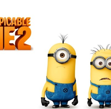 Scream - Despicable Me 2 - Cartoni animati