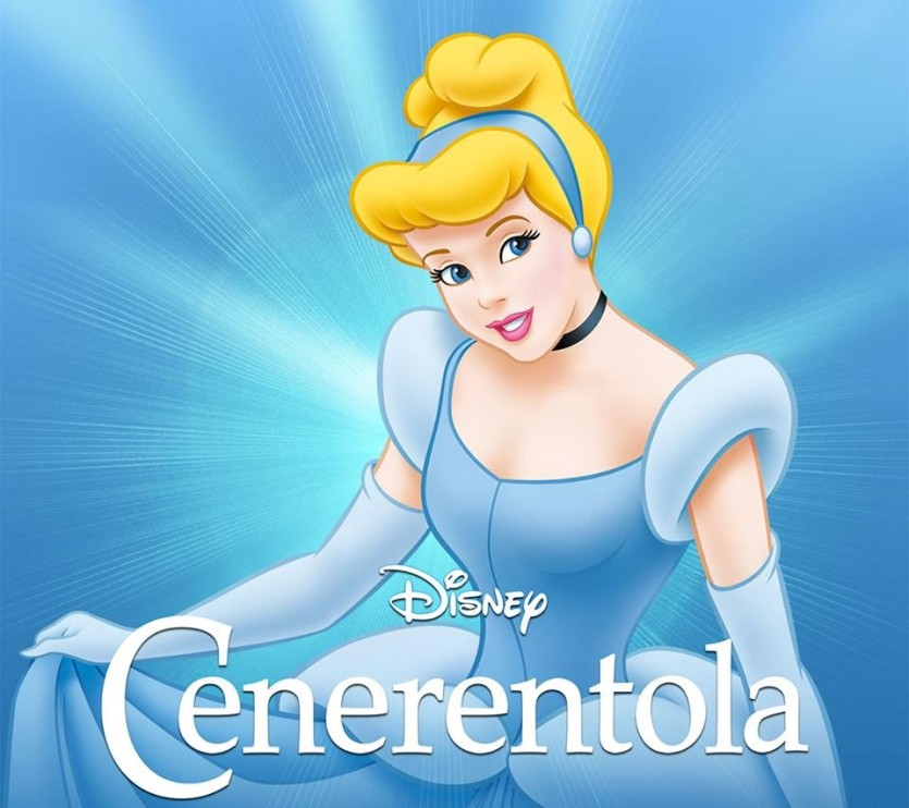 Cenerentola Principesse Disney - Cartoni animati