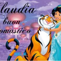 Claudia buon compleanno - Claudia
