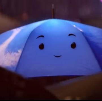 L'ombrello blu (2013) - Corti Pixar - Cartoni animati