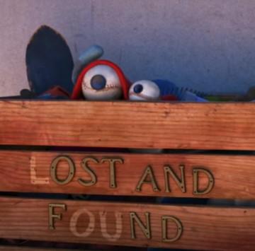 Lou (2017) - Corti Pixar - Cartoni animati