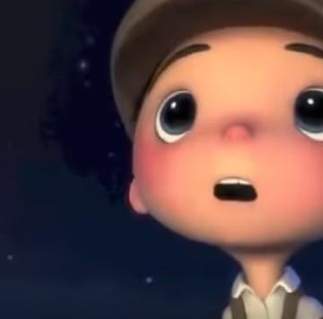 La Luna - Cartoni animati