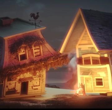 Home Sweet Home - Cartoni animati